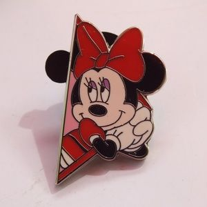 Disney Pin Mickey and Friends Puzzle Minnie Mouse
